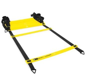 Agility ladder for kids outdoors