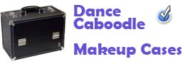 Dance caboodle makeup cases