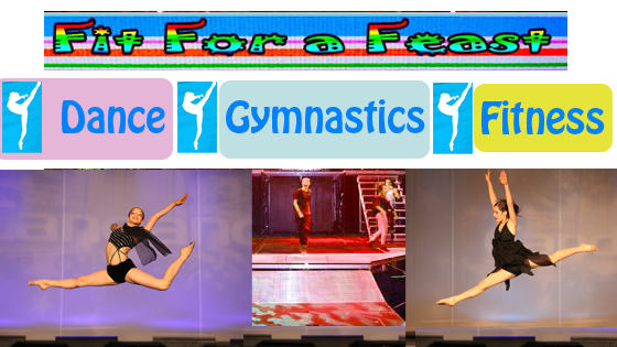 Dance, gymnastics and fitness for kids on FitForaFeast.com