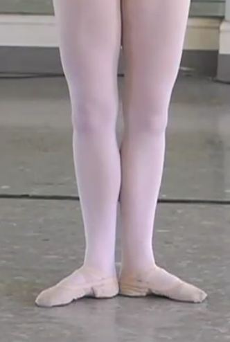 First position ballet basics