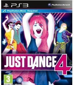Just Dance 4 Video Game