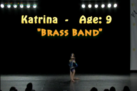Katrina Brass Band Dance