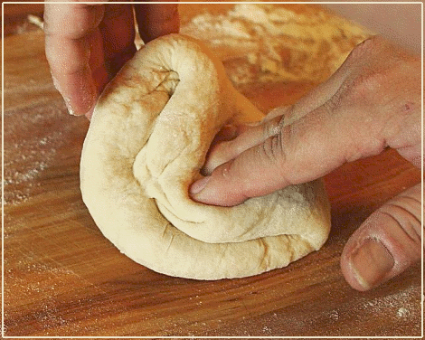 Pizza Party dough