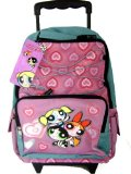 Power Puff Girls Backpack rolling