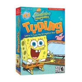 Spongebob Squarepants Typing Tutor - Educational Computer Games